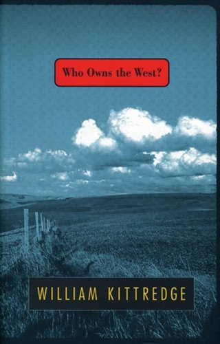 Who Owns the West?  N/A edition cover