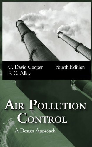 Air Pollution Control A Design Approach 4th 2011 edition cover