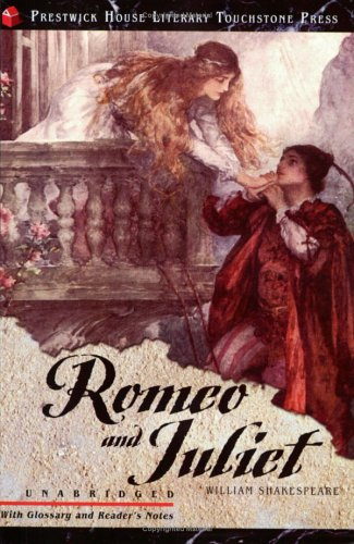 Romeo and Juliet   2004 edition cover