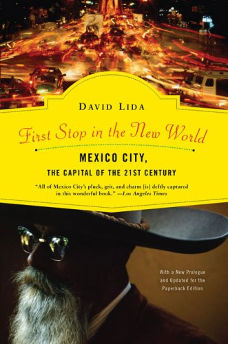First Stop in the New World  N/A edition cover