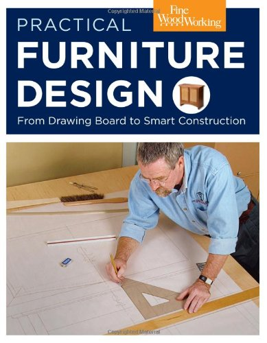 Practical Furniture Design From Drawing Board to Smart Construction  2009 edition cover
