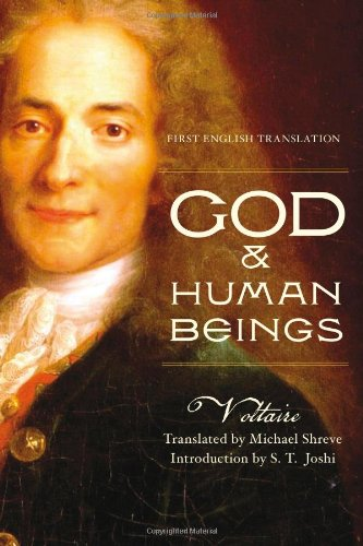 God and Human Beings First English Translation  2010 edition cover