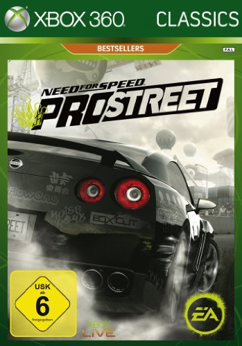 Need for Speed ProStreet [Software Pyramide] Xbox 360 artwork
