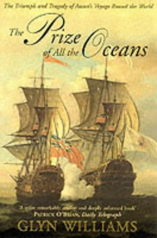The Prize of All the Oceans N/A edition cover