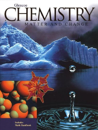 Chemistry Matter and Change  2002 (Student Manual, Study Guide, etc.) 9780028283784 Front Cover