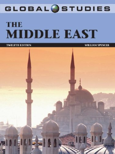 Middle East  12th 2009 edition cover