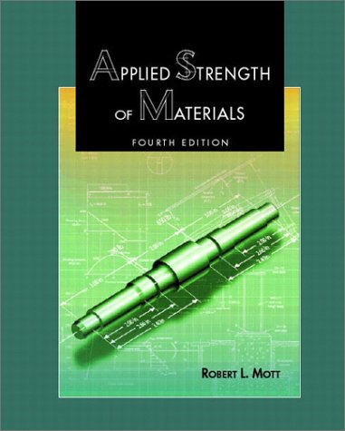 Applied Strength of Materials  4th 2002 edition cover