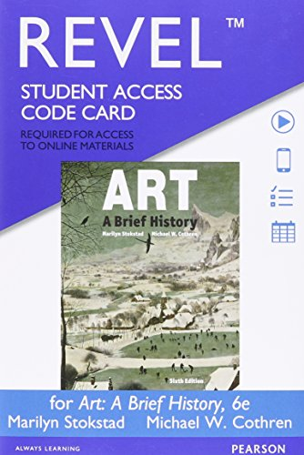 Art Revel Access Card: A Brief History  2015 9780133897784 Front Cover