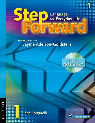 Student Book 1 with AUdio CD and Workbook 1 Pack   2008 edition cover