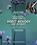 Daly and Doyen's Introduction to Insect Biology and Diversity  3rd 2012 edition cover