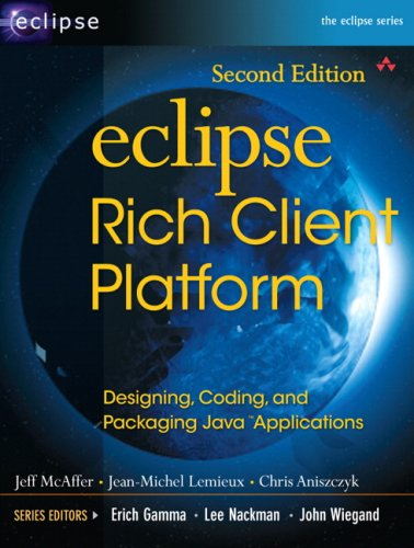 Eclipse Rich Client Platform  2nd 2010 edition cover