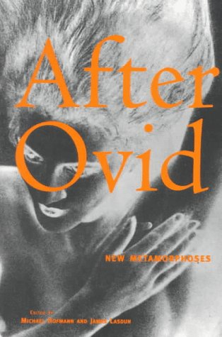 After Ovid New Metamorphoses N/A edition cover