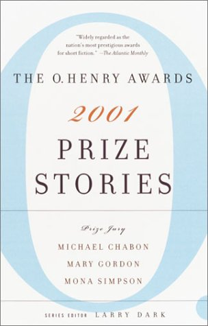 Prize Stories 2001 The O. Henry Awards  2001 9780385498784 Front Cover