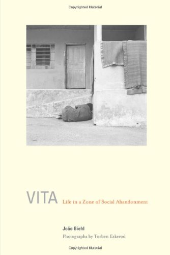 Vita Life in a Zone of Social Abandonment  2005 edition cover