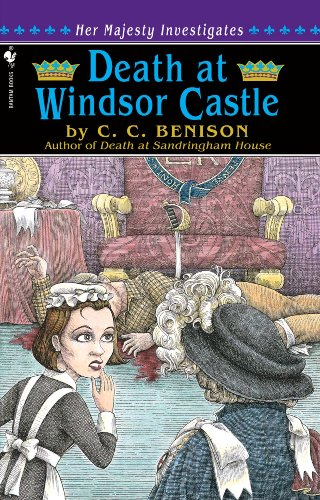 Death at Windsor Castle  N/A 9780553574784 Front Cover
