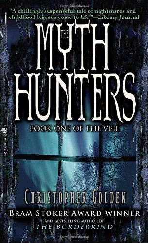 Myth Hunters  N/A 9780553587784 Front Cover