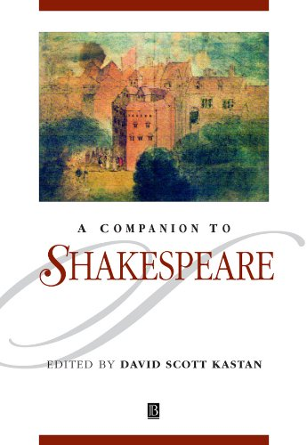 Companion to Shakespeare   1999 edition cover