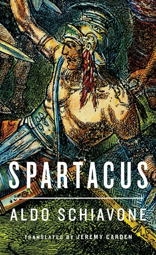 Spartacus:   2013 edition cover