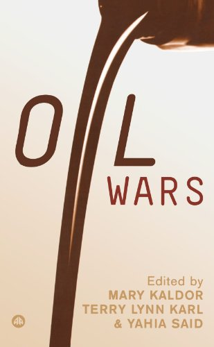 Oil Wars   2007 9780745324784 Front Cover