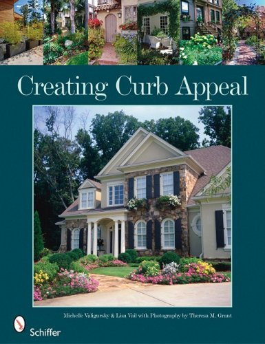 Creating Curb Appeal  2009 edition cover