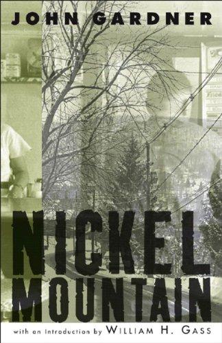 Nickel Mountain A Pastoral Novel  2007 edition cover