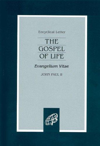Evangelium Vitae  N/A edition cover