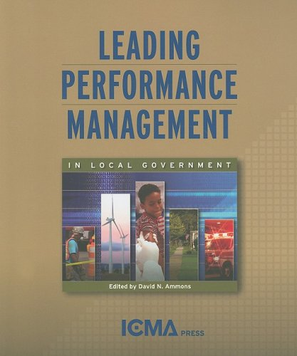 Leading Performance Management in Local Government   2008 edition cover