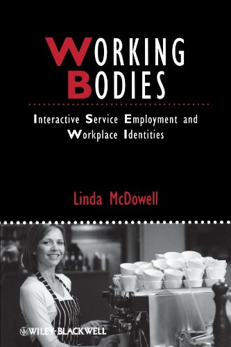 Working Bodies Interactive Service Employment and Workplace Identities  2009 edition cover