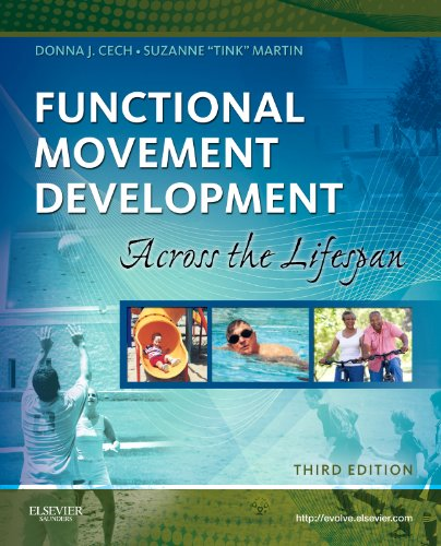 Functional Movement Development Across the Life Span  3rd 2011 edition cover