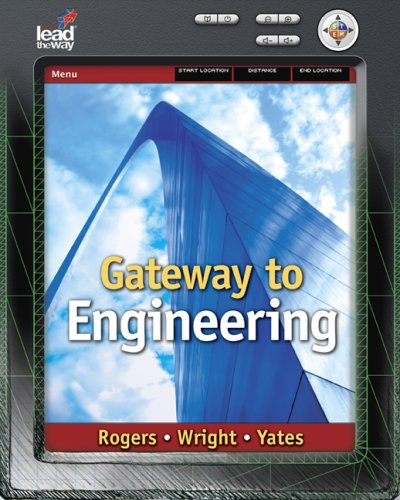 Gateway to Engineering   2010 edition cover