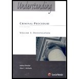 Understanding Criminal Procedure  5th 2010 (Revised) edition cover