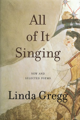 All of It Singing New and Selected Poems N/A edition cover