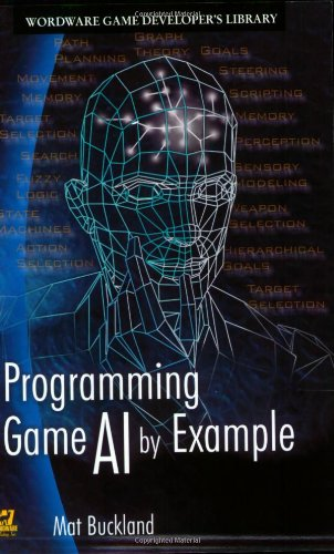 Programming Game AI by Example  2005 edition cover