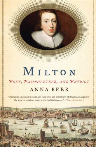 Milton Poet, Pamphleteer, and Patriot N/A edition cover