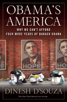 Obama's America Unmaking the American Dream  2012 edition cover