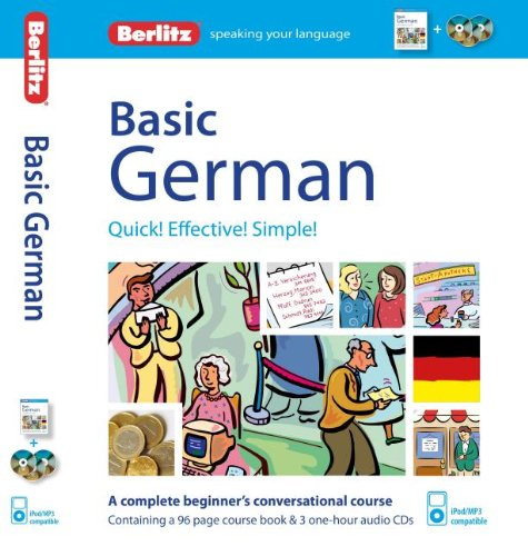 Basic German   2013 9781780043784 Front Cover