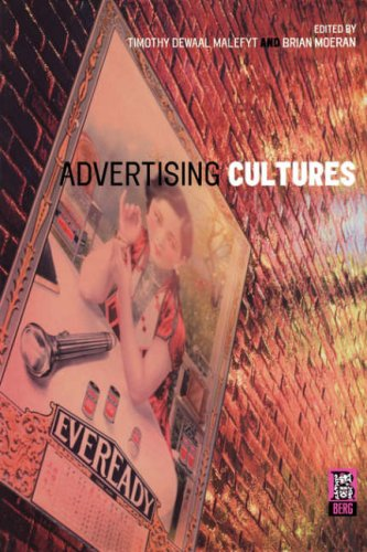 Advertising Cultures   2003 edition cover