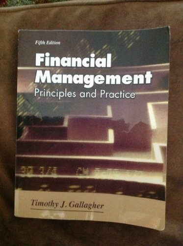 FINANCIAL MANAGEMENT N/A edition cover