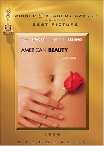 American Beauty (1999) System.Collections.Generic.List`1[System.String] artwork