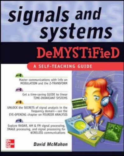 Signals and Systems Demystified   2007 edition cover