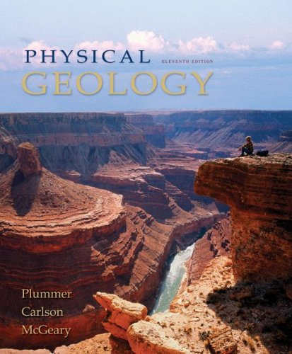 Physical Geology  11th 2007 (Revised) 9780073301785 Front Cover