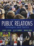 Public Relations: Strategies and Tactics + Mysearchlab With Etext Access Card Package  2014 edition cover