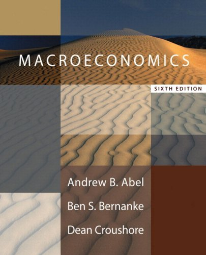 Macroeconomics: Plus Myeconlab One-semester Student Access Kit  2009 9780135119785 Front Cover