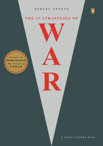 33 Strategies of War  N/A 9780143112785 Front Cover