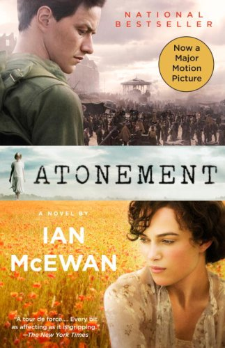 Atonement  2007 (Movie Tie-In) edition cover