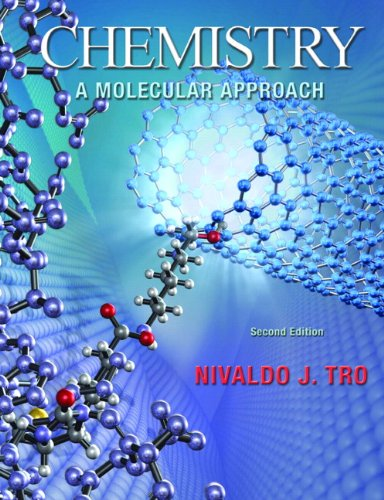 Chemistry A Molecular Approach 2nd 2011 edition cover