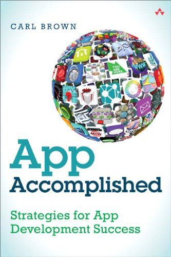 App Accomplished Strategies for App Development Success  2015 edition cover