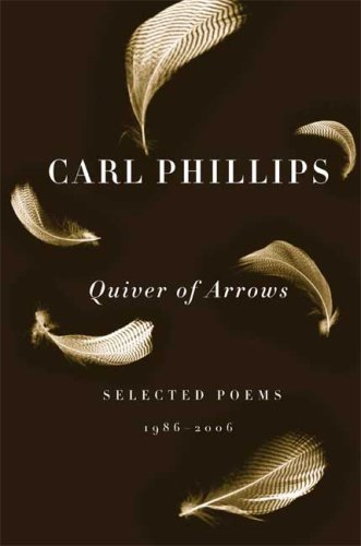 Quiver of Arrows Selected Poems, 1986-2006  2007 edition cover