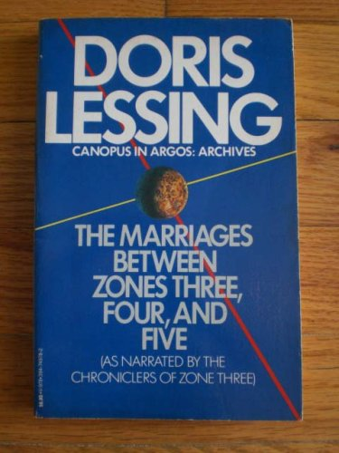 Marriages Between Zones Three, Four and Five  N/A 9780394749785 Front Cover