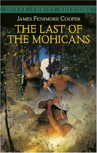 Last of the Mohicans   2003 edition cover